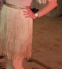Svečana haljina sa resama