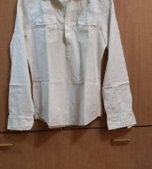 Bershka bela košulja ✨