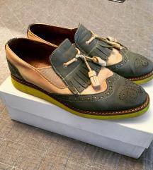 Kozne cipele, rucni rad