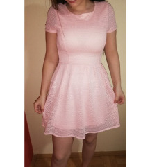 FB SISTER baby pink haljina