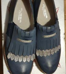 ***Savrsene od prave koze ALISSIA cipele***