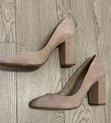 Cipele Aldo, prevrnuta koža, 38.5