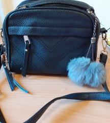 Rezz Crna klasicna torbica