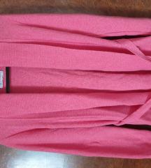 Roze kardigan 36/38