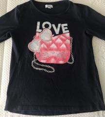 Majica dugih rukava za devojcice Oviesse 128-134