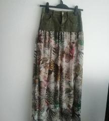 LIU JO ❤️ xs vel 25 maxi suknja kao nova