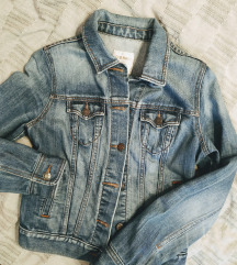 OLD NAVY teksas jaknica, praktično nova