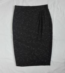 Amisu  midi pencil suknja
