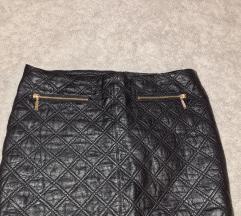Zara kozna suknjica