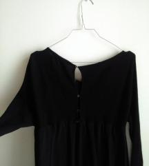 TWINSET crna svečana haljina