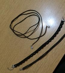 Svi lančići su po 100 dinara