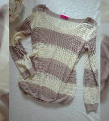 Koncani rupicasti džemper