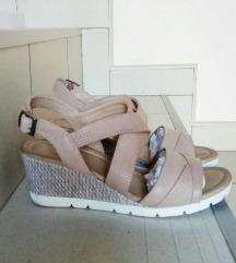 Kožne sandale 5th Avenue br. 39