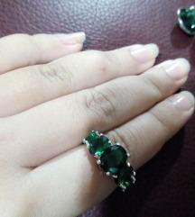 Novi prsten srebro 925