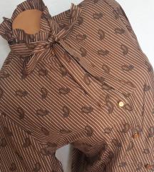 LORCH slatka vintage košuljica sa trakama