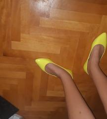 Žute baletanke br.41