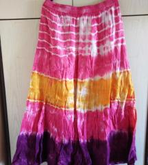 Hippie suknja