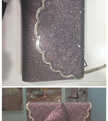 NINE WEST elegantna clutch torbica NOVO!