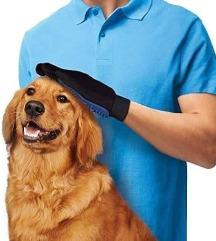 Rukavica za skupljanje dlaka