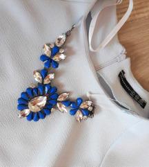 primark haljina sa ogrlicom NOVO