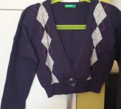 BENETTON džemper/bolero vel.140 cm