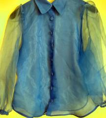 Zara providna bluza, NOVA