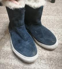 Zara teget cizme 39