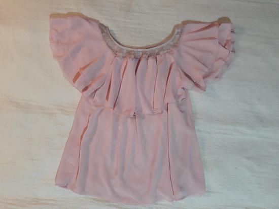 Bebi roze majica