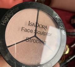 Isa Dora Face sculpter strobing highlighter