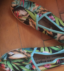 Espadrile jungle 38
