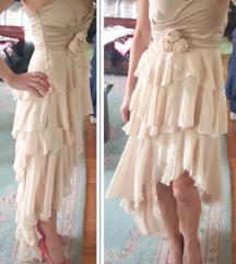 MAX MARA svecana prelepa haljina  POSEBNE prilike