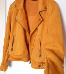 Oker žuta jakna