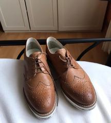 PIER ONE (Zalando) kožne cipele NOVO