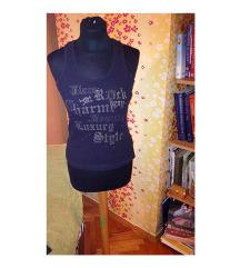 Majica rebrast pamuk; SALE-50%+akcija 2 po ceni 1