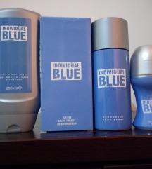 SAMO DANAS 800! Individual Blue set