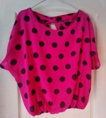 Roze bluzica s/m