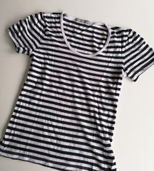 Pamucna majica na pruge S
