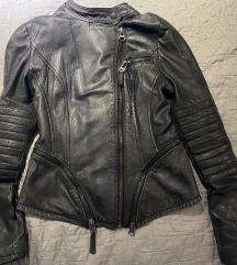 Zara basic kozna jakna