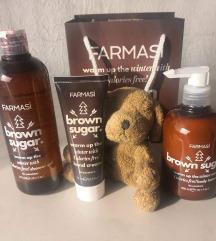 Brown sugar set- Farmasi