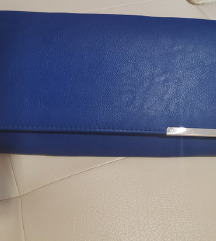 Peky kraljevsko plava torbica