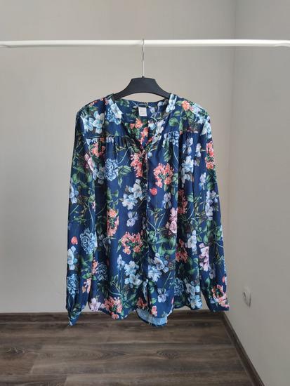H&M kosulja sa cvetovima/NOVO
