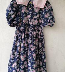 Svecana/retro haljina za devojcice 10