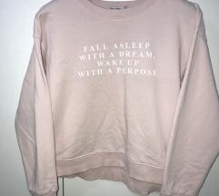 Bershka majica roze 700 sada