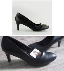 Crne cipele salonke Novo