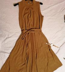 Plisirana haljina  SADA 2000 + poklon