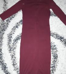 Uska haljinica do kolena