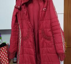 Italijanska crvena jakna