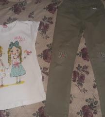 Kiki&Koko pantalone i majica 122