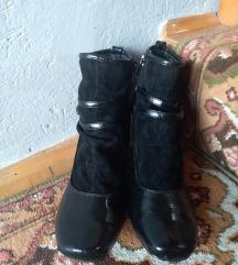Dublje cipele,  mala štikla Prelepe
