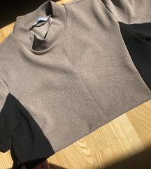 Zara majica(nova) boja peska